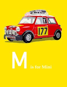 M is for Mini
