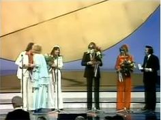 Brotherhood of Man, winner of the Eurovision Song Contest 1976 with Getty Kaspers and Tony Hiller