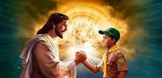 Jesús es nuestro Supremo Guía Mayor.