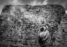 Brick Maker by David Martin Huamani Bedoya, Peru