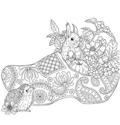 Colouring Pages, Printable Coloring Pages, Adult Coloring Pages, Coloring Sheets, Coloring Books, Embroidery Patterns, Hand Embroidery, Outline Art, Electronic Books