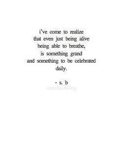 Gratitude: & yet we often forget something SO simple