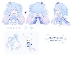 2019雪ミクデザイン❄️