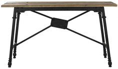American Home Larry Console Table design by Safavieh