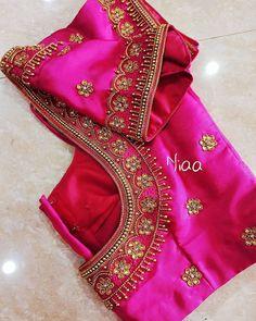Cutwork Blouse Designs, Simple Blouse Designs, Stylish Blouse Design, Bridal Blouse Designs, Blouse Neck Designs, Peacock Blouse Designs, Chennai, Mirror Work Blouse Design, Designer Blouse Patterns