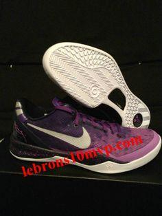 153f04b11964 Nike Kobe 8 System christmas Purple Elite Easter Kobe Basketball