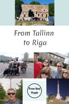 After enjoying a wonderful 4 days in the Estonian capital of Tallinn, our next stop was Riga in Latvia. Riga, Day Tours, Real People, Photo Wall, Blog, Photograph, Blogging