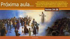 As Tontas Vão Ao Céu: Lição 120 - Isaías 17–23 (Velho Testamento - semin...