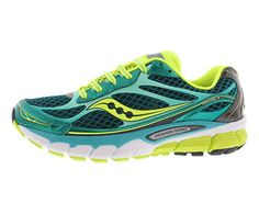 1b445717660d1 Saucony Womens Ride 7 Running ShoeGreenCitron8 M US    To view further for  this item