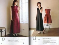 BELLE SILHOUETTE robe 26 robe japonaise Pattern Book