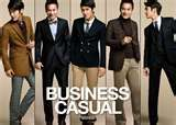 7 posts published by dyahkyumin on August 2010 Business Casual Interview, Business Casual Men, Men Casual, Interview Dress, Choi Siwon, How To Motivate Employees, Everyday Workout, Fashion Books, Dress Codes