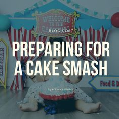 With so many of us unable to celebrate our 1st birthdays with family, cakes smashes are super popular right now. Preparing well for your smash is essential here are our top tips to ensure you get the cake smash that you desire. 1st Birthdays, Cake Smash, Have Fun, Studios, Cakes, Popular, Tips, Blog, 1st Year Birthday
