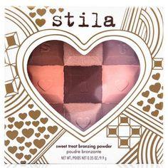 Cheap Thrills with Stila Sweet Treat Bronzing Powder