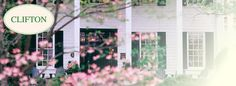 Charlottesville - The Clifton Inn!