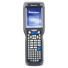 Intermec CK71AA4KN00W1100 CK71 Ultra-Rugged Mobile Computer, Alpha Numeric Keypad, Bluetooth, EA30 2D Imager, No Camera, WLAN, Windows Embedded Handheld 6.5, Smart Systems. Industry's fastest and farthest imaging engines delivering superior motion tolerance and barcode read range. 31% smaller and lighter than leading devices in the ultra-rugged class. Exceptional peripheral support and quick change Snap-On accessories provide versatility for every distribution environment. On-board...