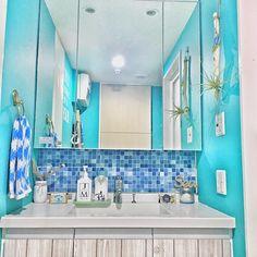 Media?size=l Hawaii Homes, Cozy Room, California Style, Washroom, Organization, Mirror, Interior, House, Furniture