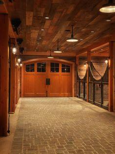 Dream Stables, Dream Barn, Horse Stables, Horse Barns, Horses, Horse Barn Decor, Horse Barn Plans, Heartland Ranch, Horse Ranch