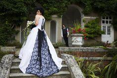 STEAMPUNK WEDDING GOWNS | ... White Alternative Wedding Dress - Gothic, Steampunk, Victorian on Etsy