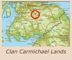 The lands and estates of Carmichael are are situated about one hour drive south of Edinburgh. There are 17 guest cottages available to rent. My ancestral lands are the beautiful uplands of Lanarkshire, home of William Wallace. http://ruthellinger.com/