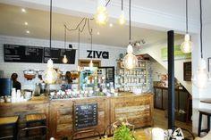 Ziva & Ziva-to-go - healthy spot for breakfast & quick lunch to go at Santa Catalina & near Jaume III | Palma de Mallorca