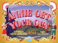 Annie Get Your Gun, 1950