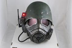 NCR Veteran Ranger Mask & Helmet