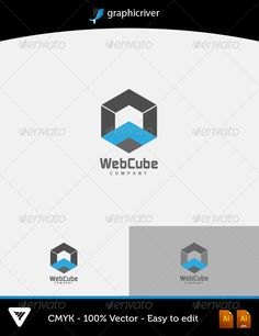 Web Cube Logo ...  agency, box, brand, business, clean, company, creative, cube, design, eps, font, geometric, geometrical, internet, letter, letters, logo, logotype, m, online, print, simple, square, stylish, template, type, unique, vector, w, web