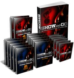 Amazon Gala: Body Building ... the Show and Go System ....
