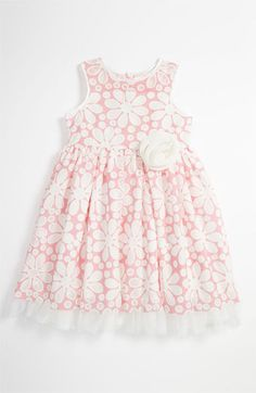 Pippa & Julie 'Daisy' Dress (Little Girls) available at #Nordstrom