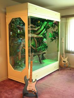 19 Best Jungle Theme Reptile Enclosures images in 2014 iguana cage green iguana