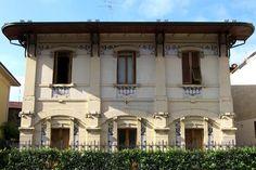 Villino Ravazzini Firenze Liberty