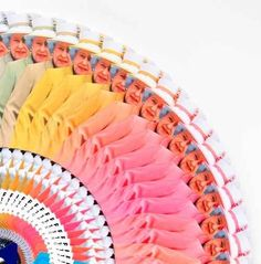Queen Elizabeth, Pantone, Colour Wheel, Diamond Jubilee
