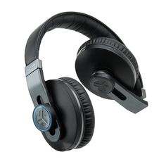 Free your loved one from the burden of wires! No more getting tangled up with the Omni Folding Bluetooth Over-Ear Headphones - JLab Audio Holiday Gift Guide 2015 - Best Gifts For Him