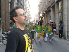 Luca Mattioni,  Mao Branca street band  Official Facebook Page: https://www.facebook.com/maobrancastreetband