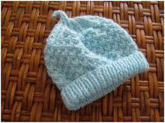 Tita Carré  Agulha e Tricot : Touca em tricot - Para acalentar o frio