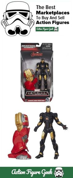 Many action figure collectors buy and sell action figures. And I am no different.    When you buy cases of action figures you often get 3 of 1 figure 2 or another and then just 1 of the remaining ...