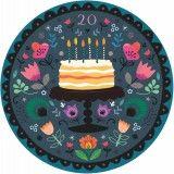 Jessie, Ford, 20th Anniversary, Illustrators, Coasters, 20th Birthday, Drink Coasters, 20 Year Anniversary, Illustrations
