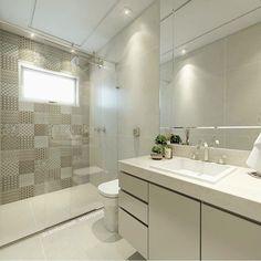 @decoreinteriores Banheiro por Carol Cantelli  | @decorcriative