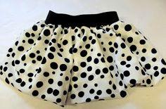 Bubble Skirt Tutorial