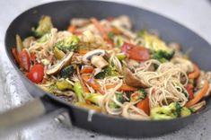 Ljuvligmat.se - en mat- och bakblogg - Vegetariskt