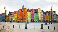 Polonia, Breslavia futura capital de la cultura europea