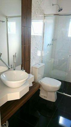 Detalhe parede banheiro