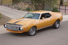 "Scott Raney never figured he'd have to leave Arizona and head north to the ""rust belt"" to find a car, but when the Phoenix resident finally got the chance to turn back the clock and land a 1971 AMC Javelin AMX like the one he had in high school, he was willing to fly just about anywhere."
