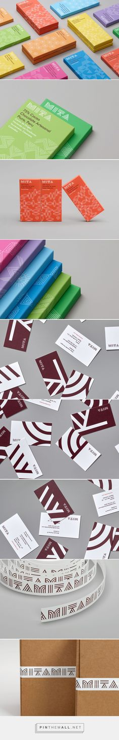Mita Chocolate – Visual Identity System by Moniker SF                                                                                                                                                                                 More