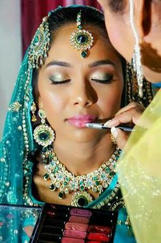 Queens, NY. Indian Bridal MakeupGorgeous ...