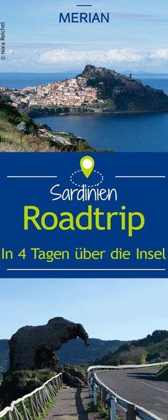Wir sagen euch, was ihr auf einer viertägigen Autoreise über die Insel Sardinien nicht verpassen solltet. Unsere Tipps für einen Sardinien-Roadtrip.