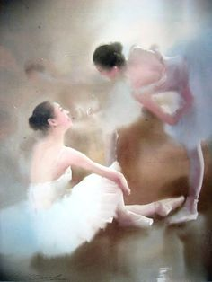 Art Of Watercolor: Liu Yi, watercolor artist