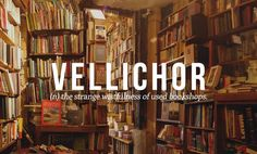 i can get lost in a bookstore