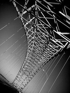 Memphis Bridge I hate this bridge, scares the crap out of me