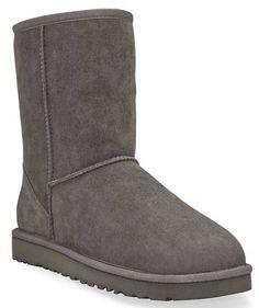 UGG Boot Classic Short grey #fashion #shoes #engelhorn